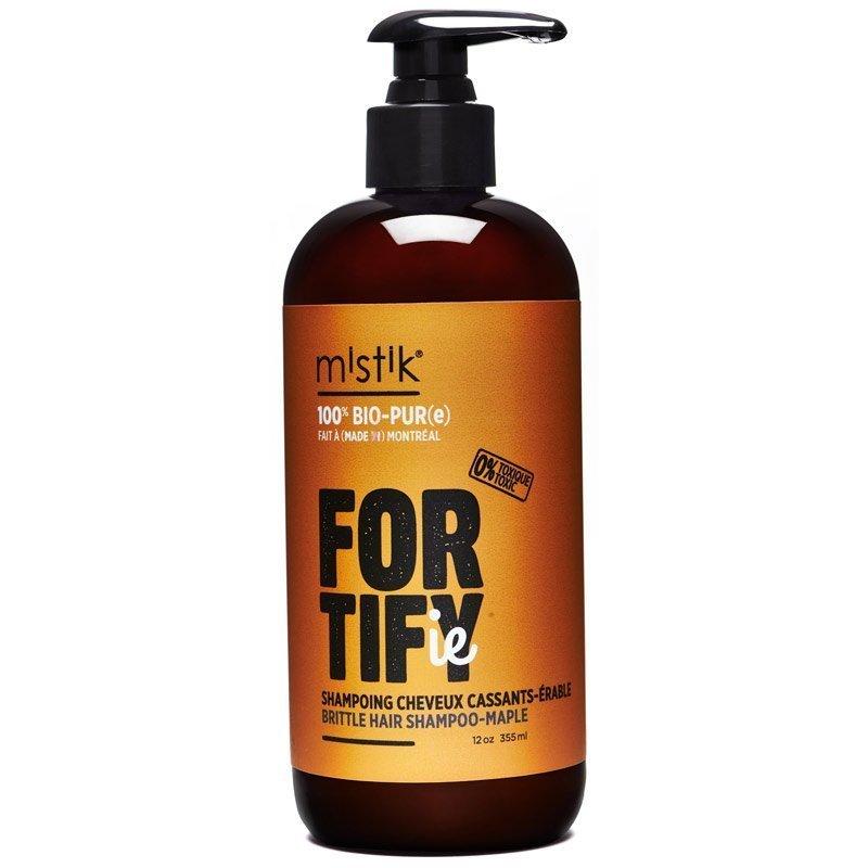 Shampoing cheveux endommagés – Érable