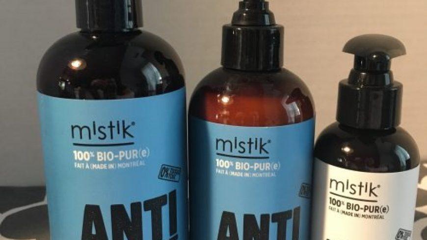 Des produits cosmétiques et soins corporels sans gluten.